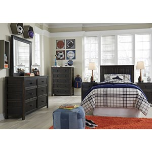 Benchcraft Jaysom Twin Bedroom Group
