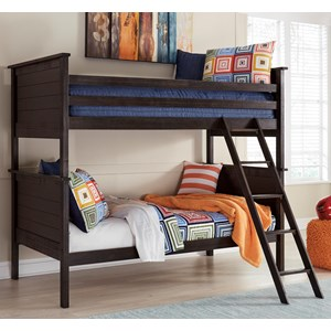 Ashley Signature Design Jaysom Twin/Twin Bunk Bed