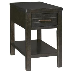 Ashley (Signature Design) Jazzlyn Chair Side End Table