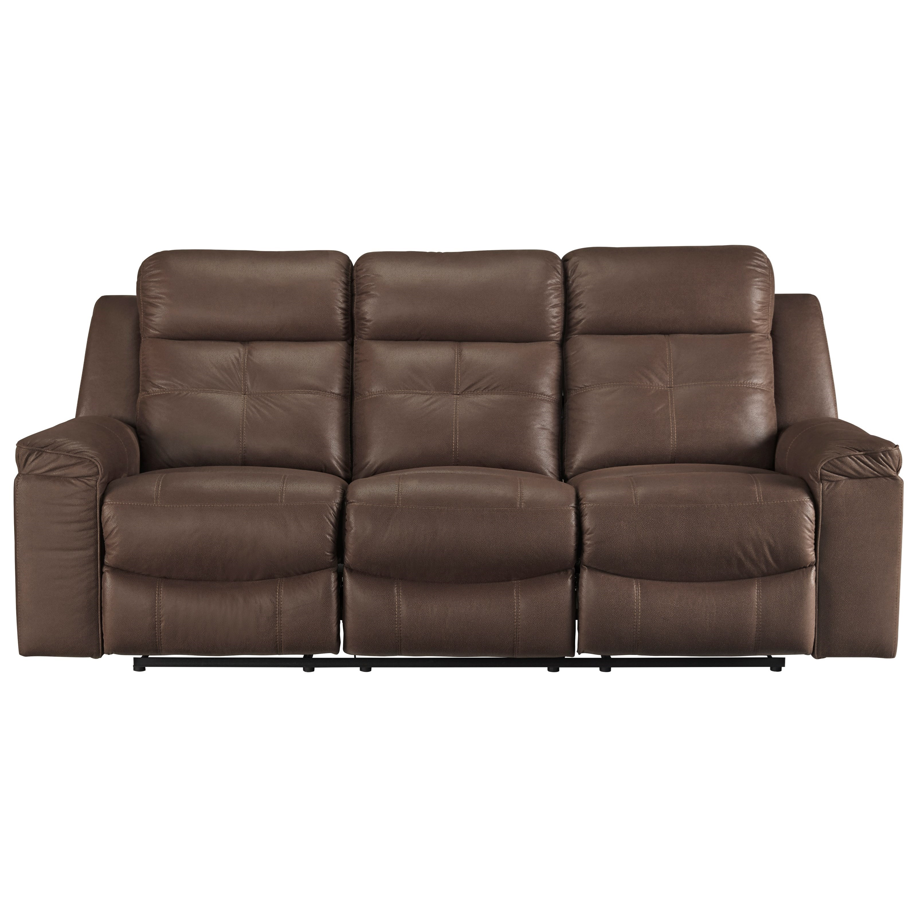 Jesolo Contemporary Reclining Sofa by Signature Design by Ashley at Royal  Furniture