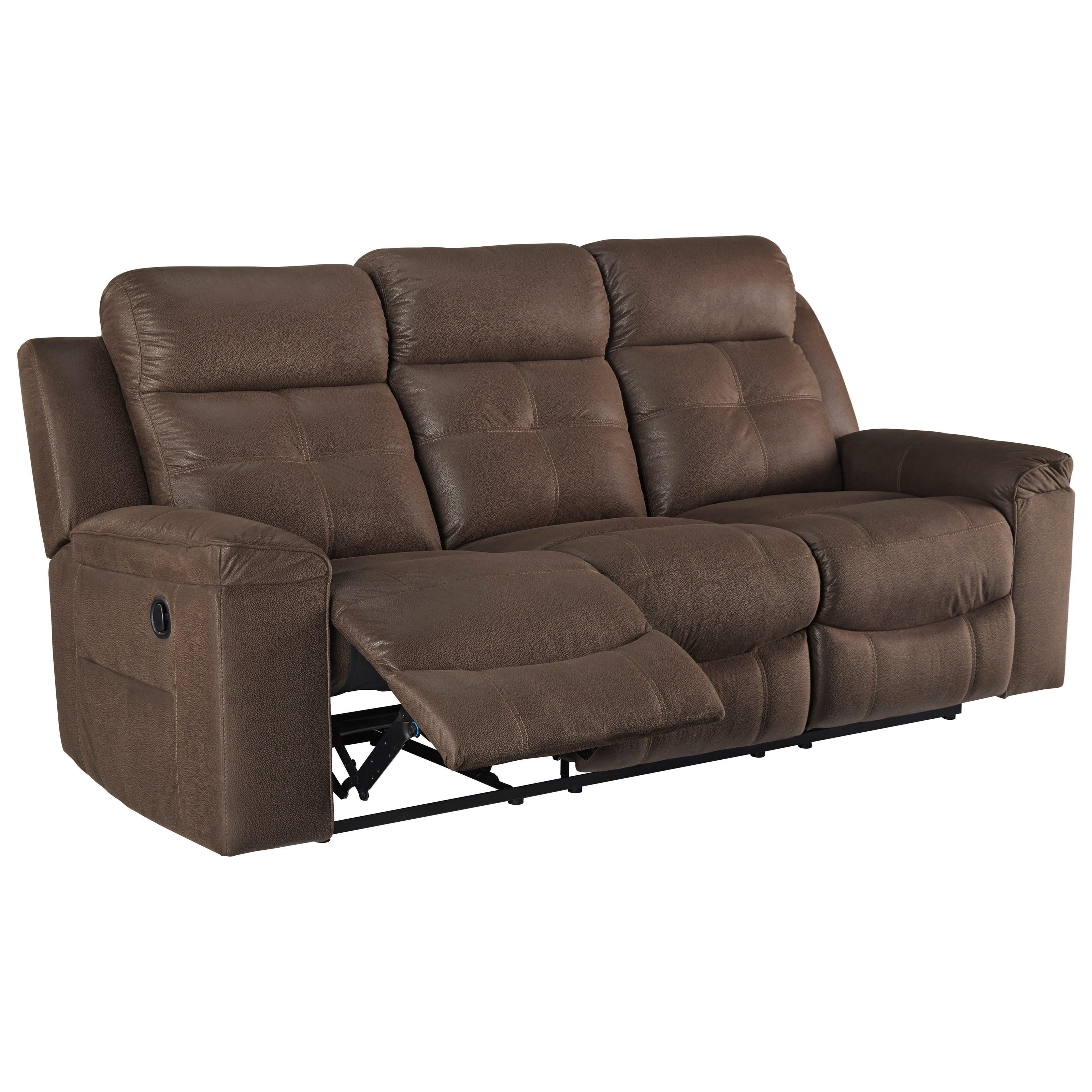 Signature Design Couch: Signature Design By Ashley Jesolo Contemporary Reclining
