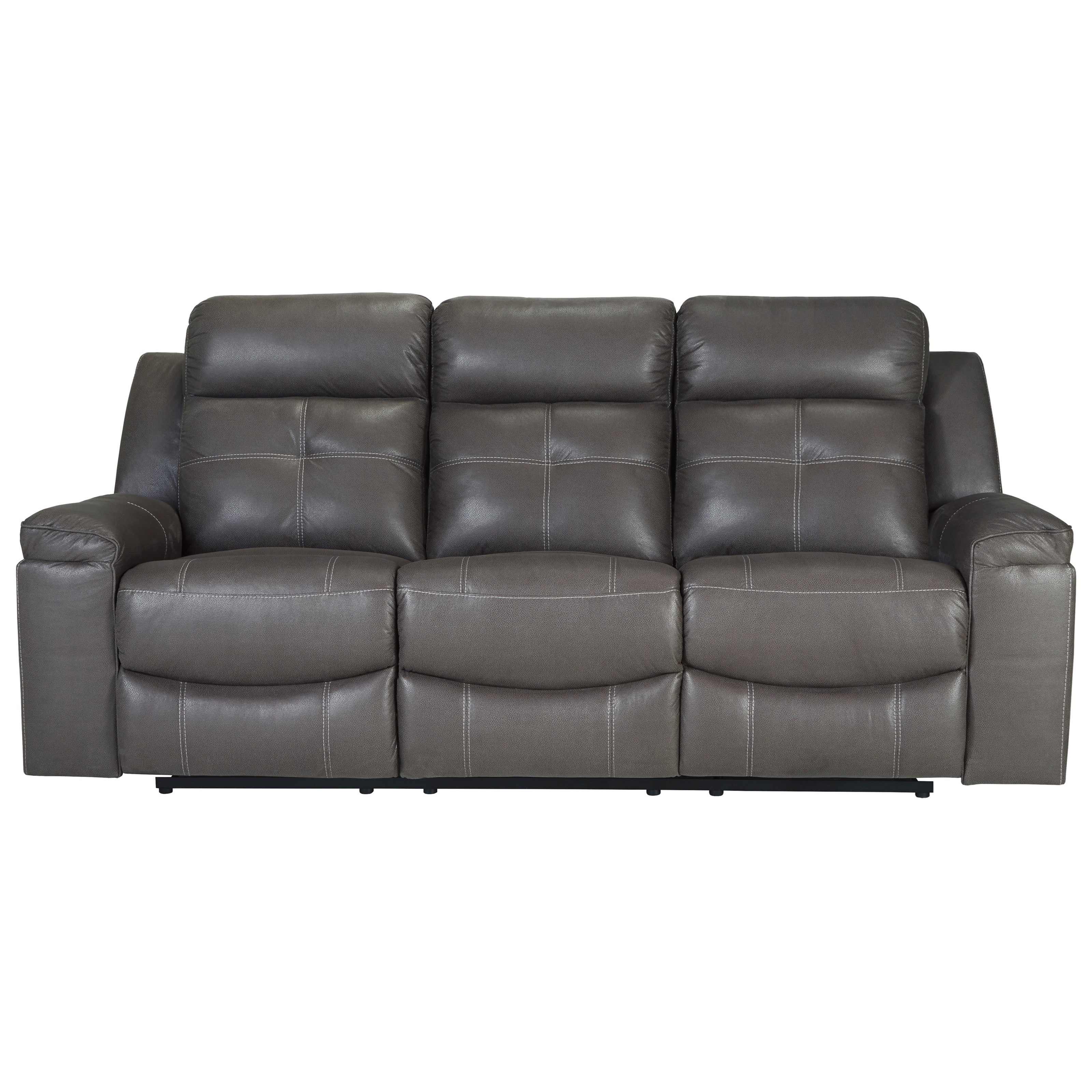 Signature Design by Ashley Jesolo Reclining Sofa - Item Number: 8670588