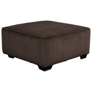 Signature Design by Ashley Jinllingsly Oversized Accent Ottoman