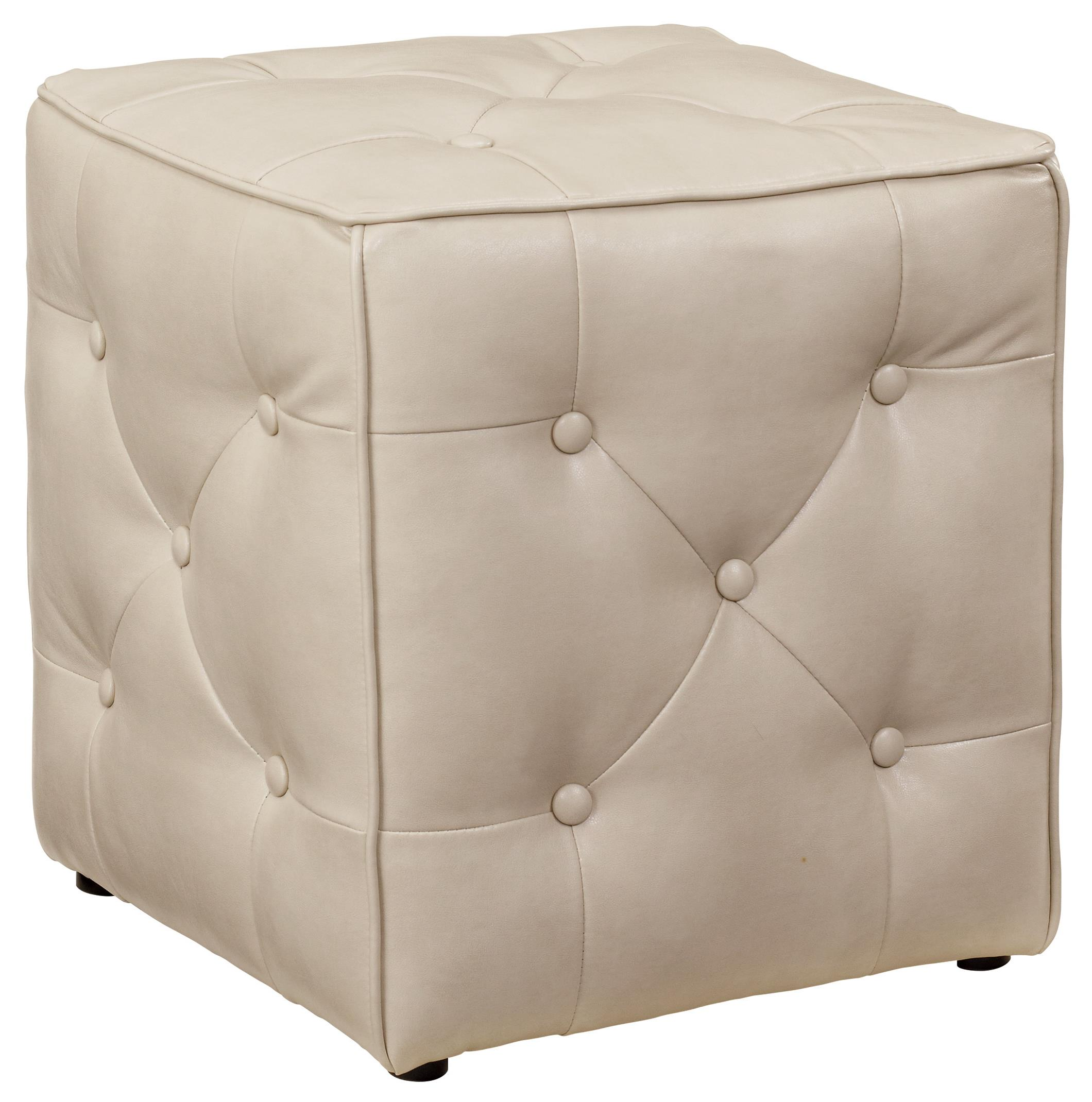 Signature Design by Ashley Jive Accent Ottoman - Item Number: 4740113