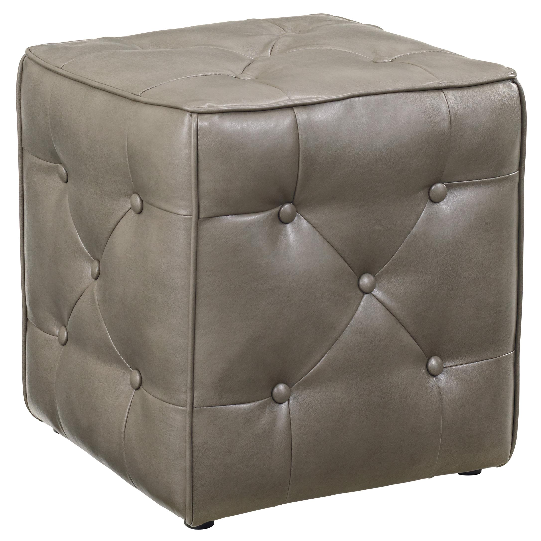 Signature Design by Ashley Jive Accent Ottoman - Item Number: 4740213