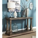 Signature Design by Ashley Johnelle Transitional Sofa Table