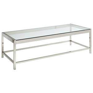 Signature Design by Ashley Furniture Jonies Rectangular Cocktail Table