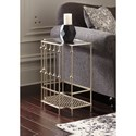 Signature Design by Ashley Jorenton Contemporary Accent Table