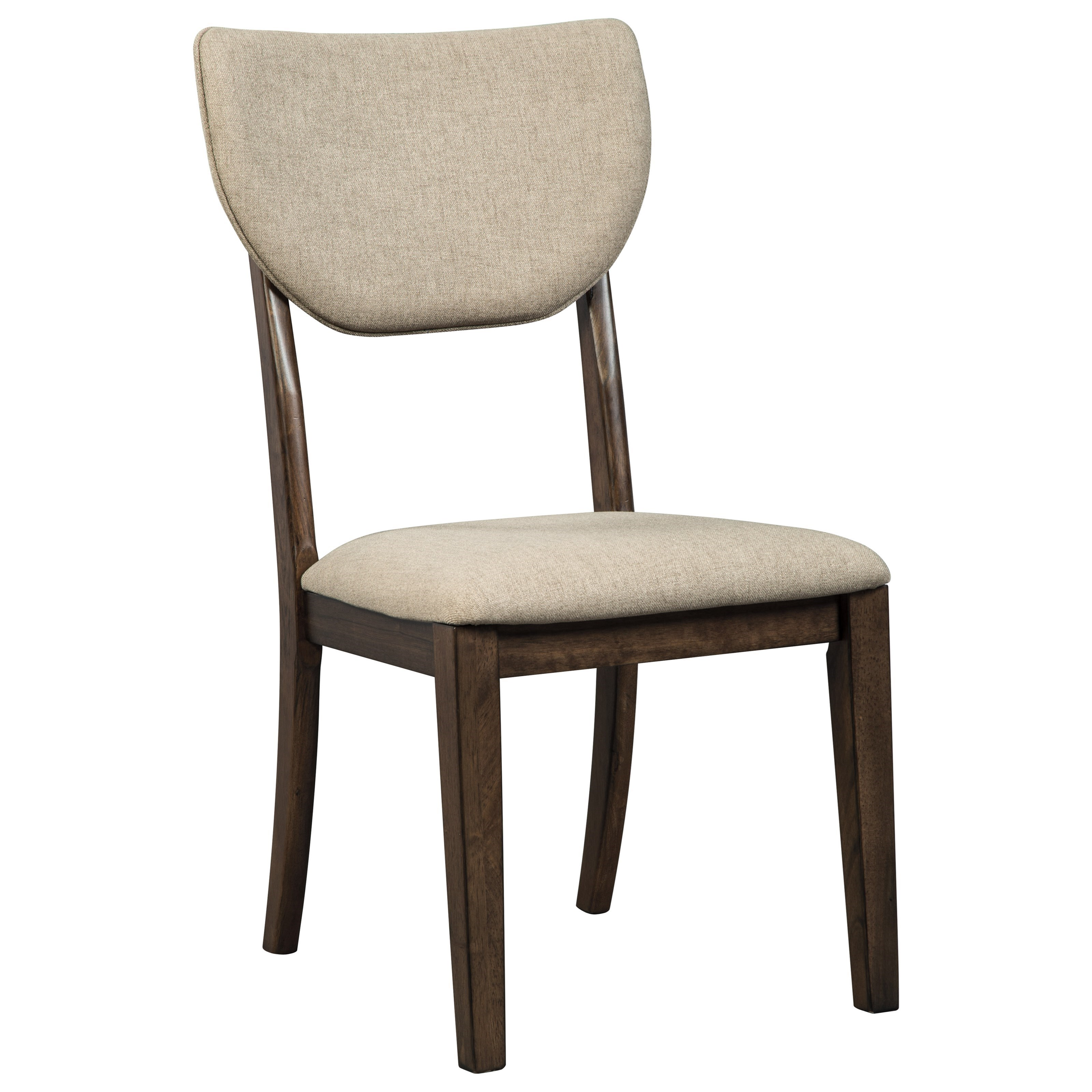 Signature Design by Ashley Joshton Dining Upholstered Side Chair - Item Number: D517-02