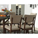 Signature Design by Ashley Joshton Contemporary Dining Upholstered Side Chair