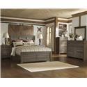Signature Design by Ashley Juararo Queen Bedroom Group - Item Number: 4222660
