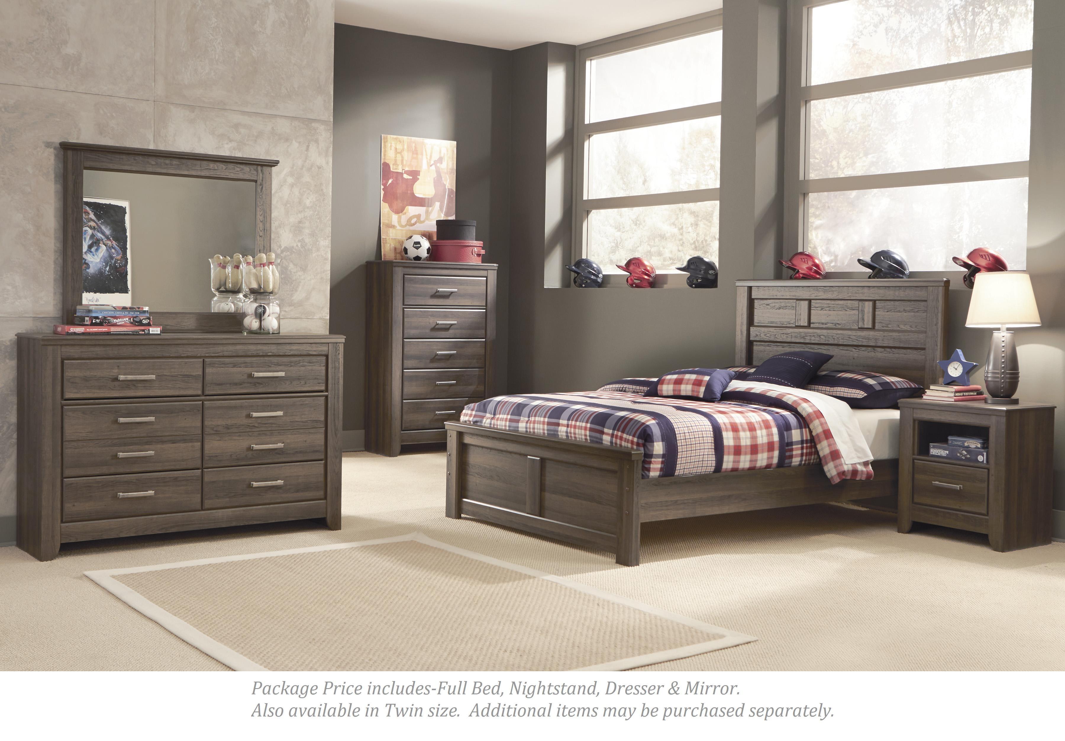 4-PC Full Bedroom