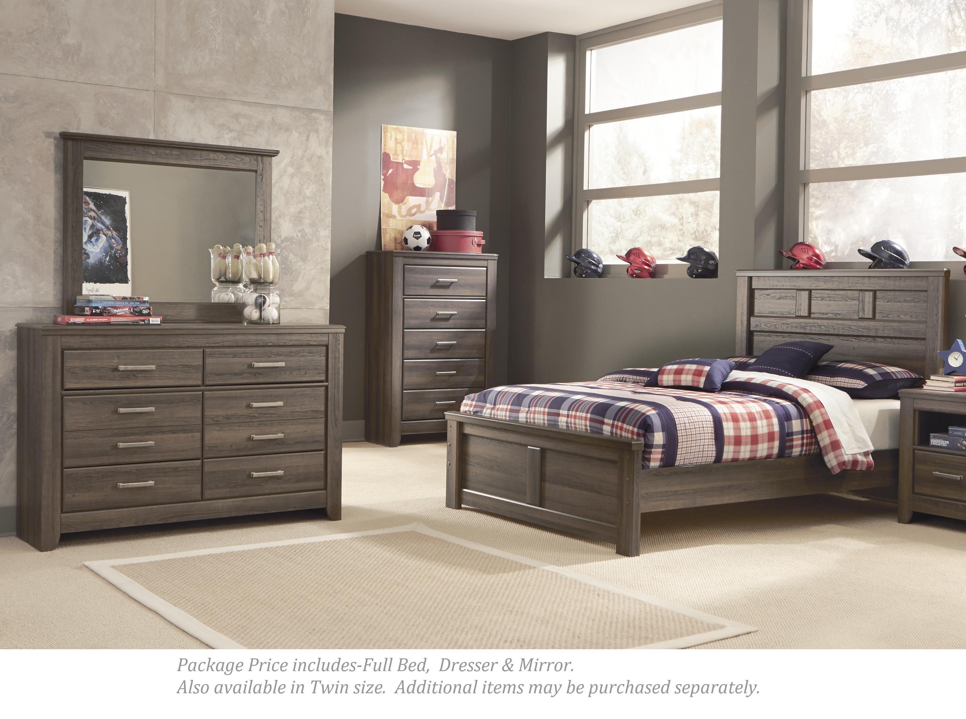 3-PC Full Bedroom