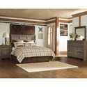 Signature Design by Ashley Remmy King Bedroom Group - Item Number: B251 K Bedroom Group 5