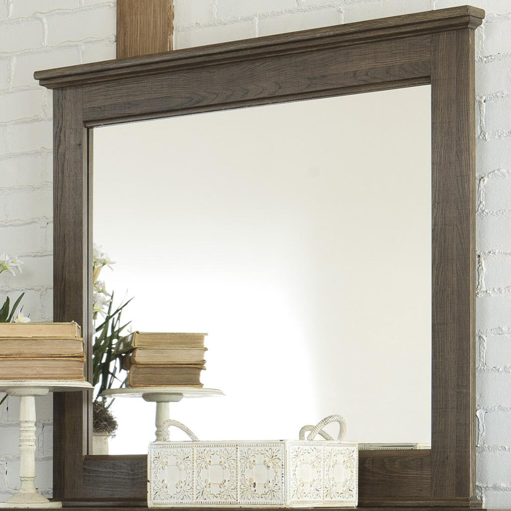 Signature Design by Ashley Juararo Bedroom Mirror - Item Number: B251-36