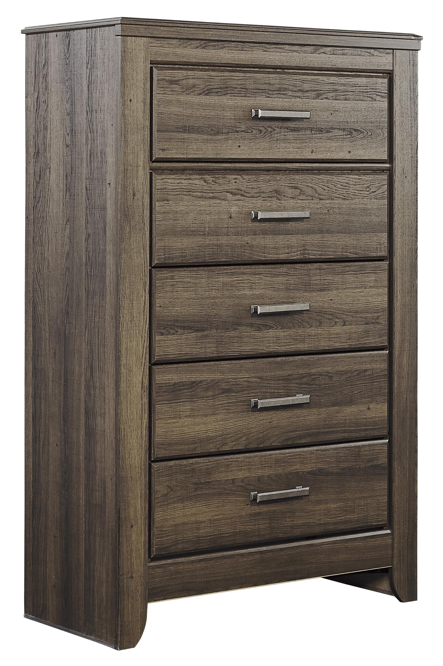 Juararo 5-Drawer Chest by Ashley (Signature Design) at Johnny Janosik