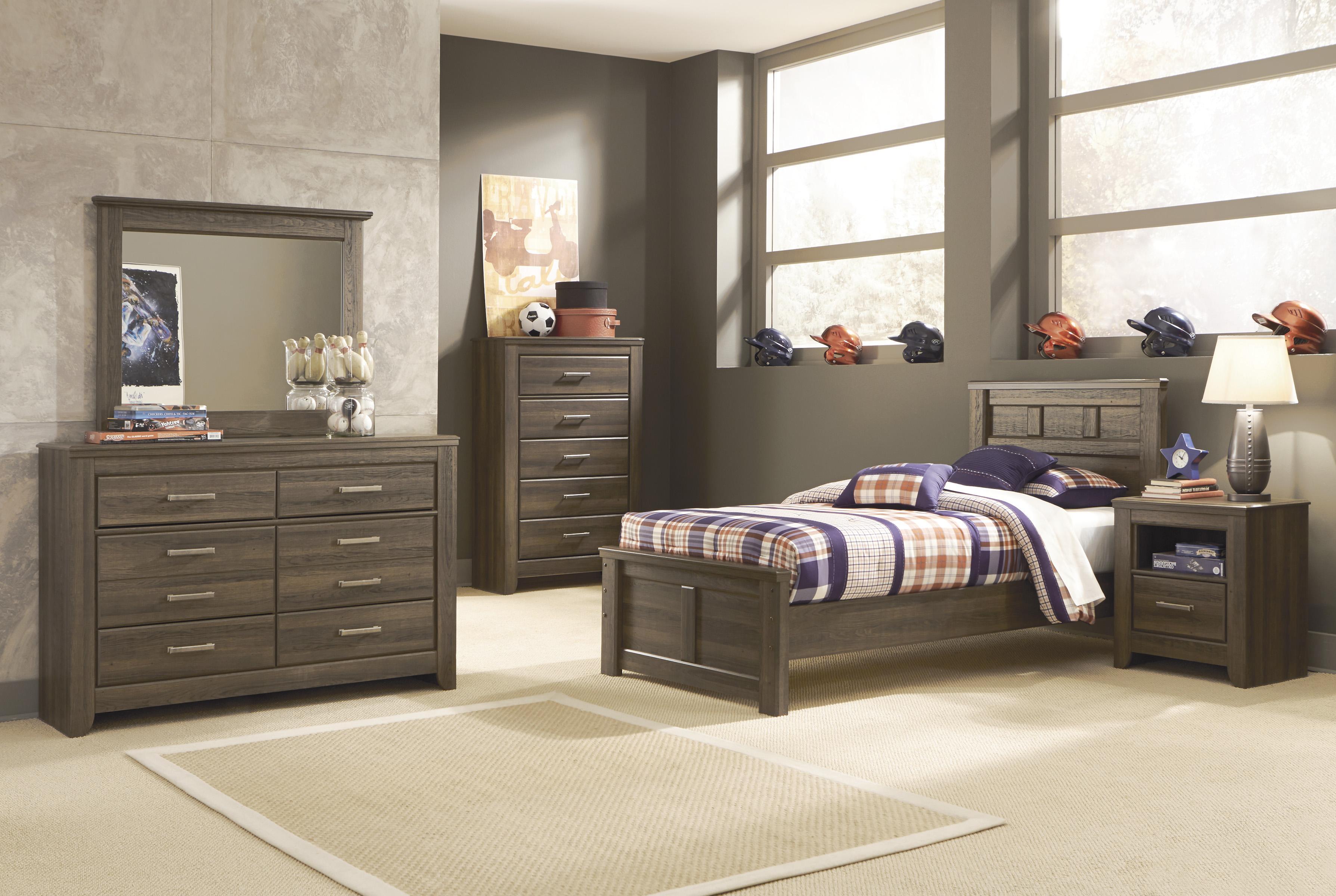 Ashleys Twin Bed