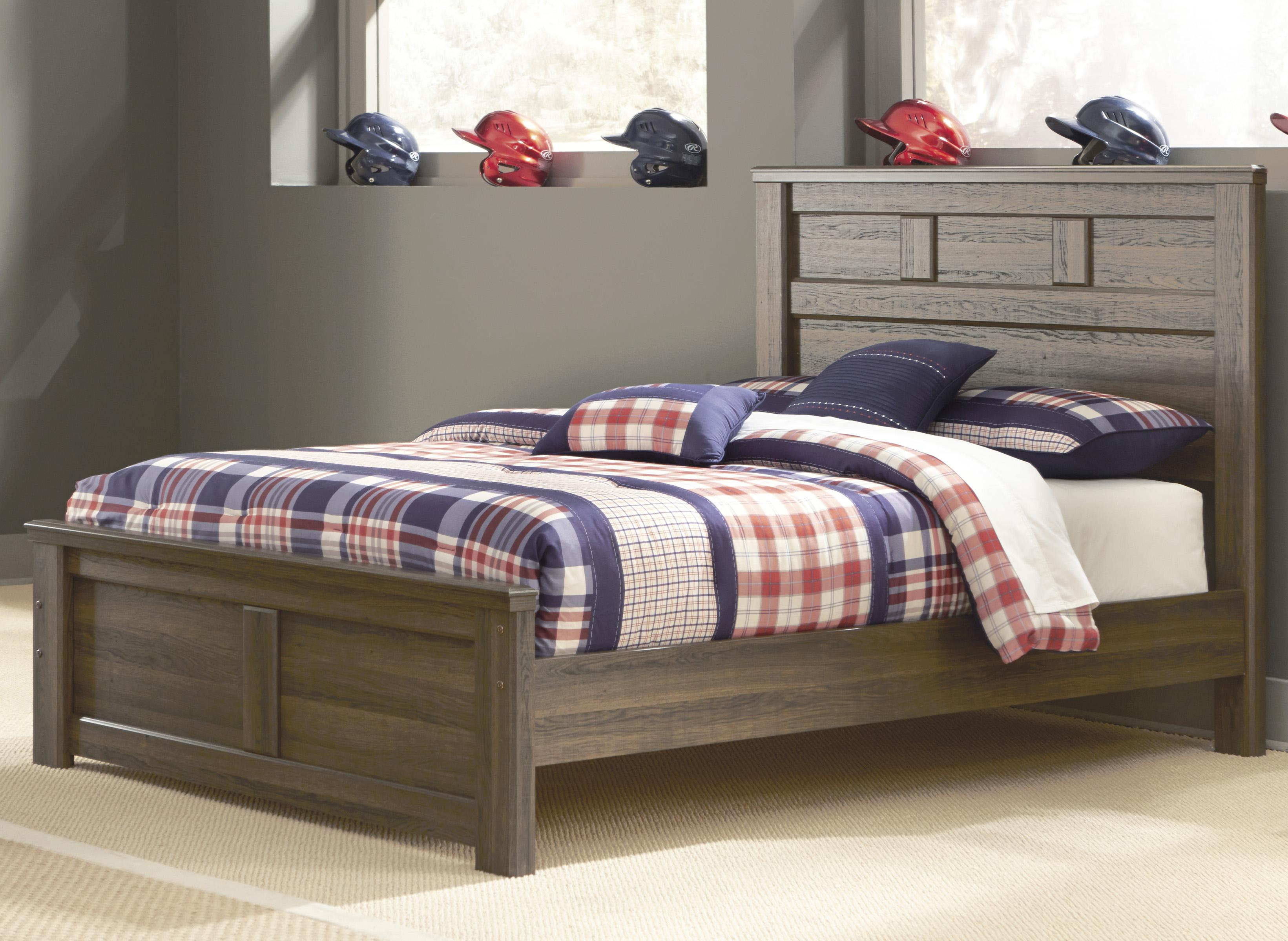 Signature Design by Ashley Sawyer Full Panel Bed - Item Number: B251-87+84+86
