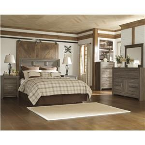 Signature Design by Ashley Furniture Juararo Queen Bedroom Group