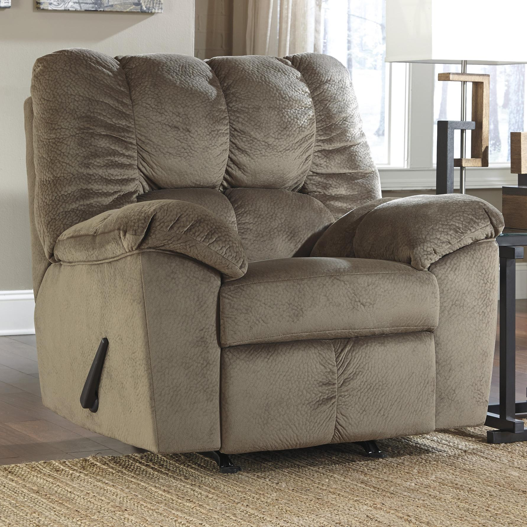 Signature Design by Ashley Julson - Dune Rocker Recliner - Item Number: 2660125