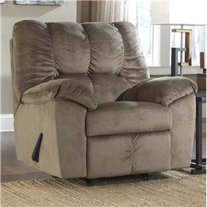 Ashley Signature Design Julson - Dune Rocker Recliner