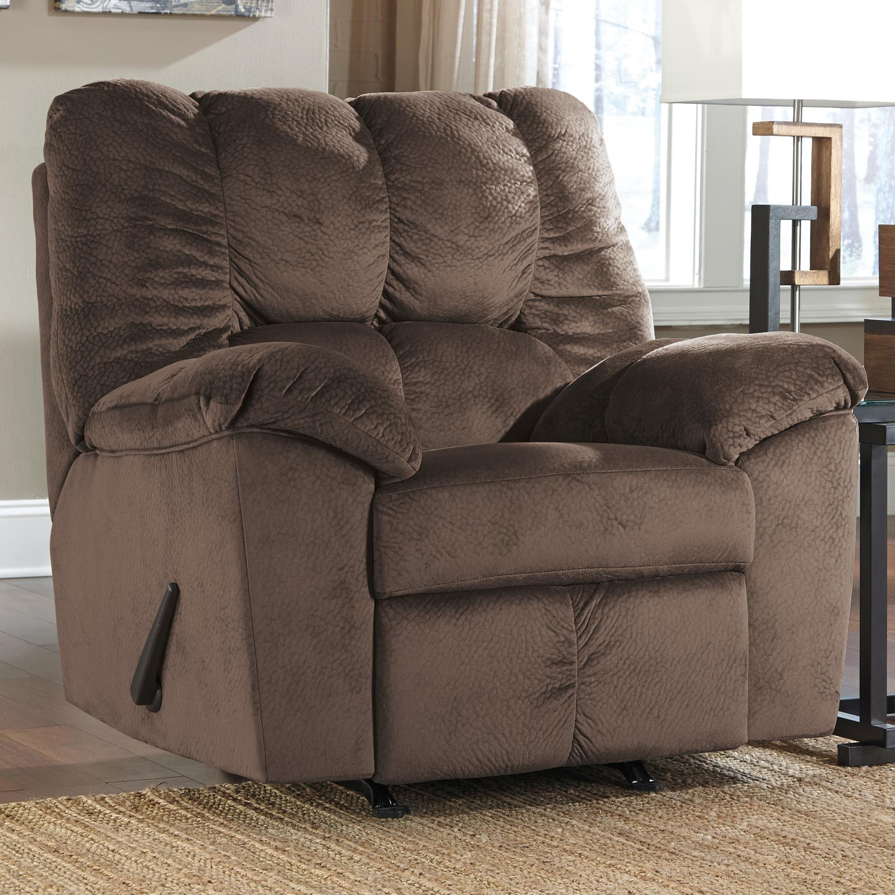 Signature Design by Ashley Julson - Cafe Rocker Recliner - Item Number: 2660425