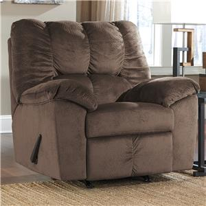 Signature Design by Ashley Julson - Cafe Rocker Recliner