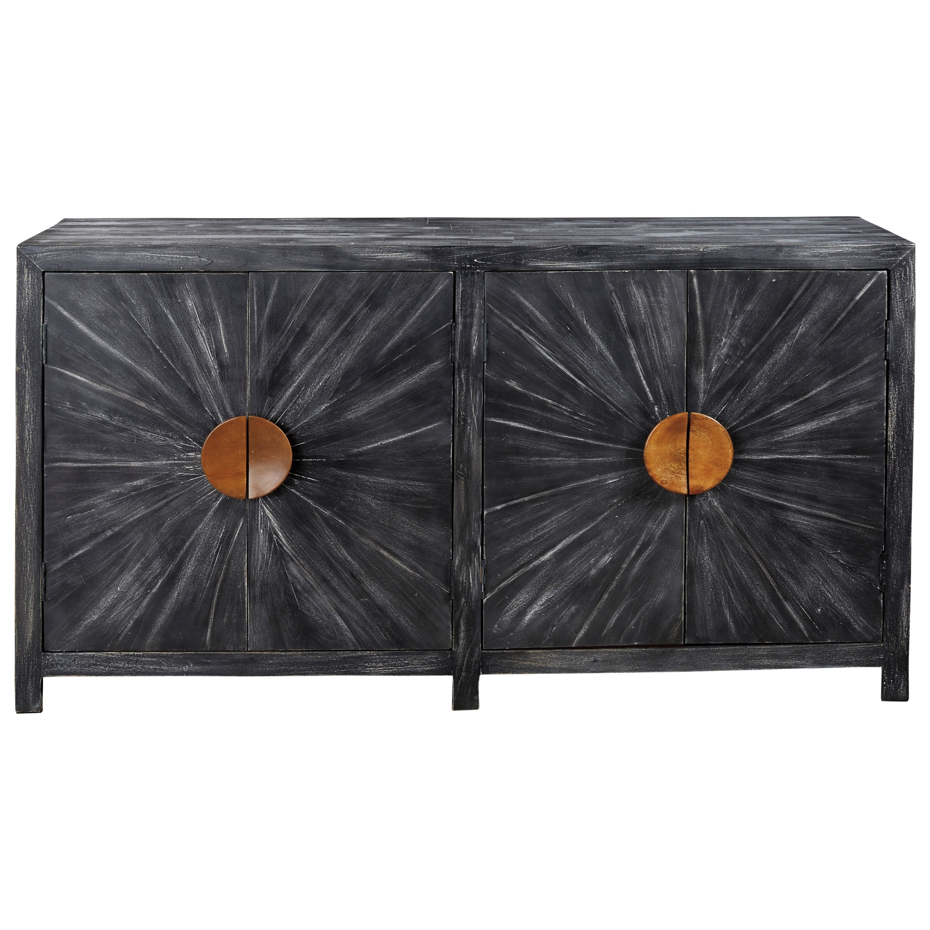 Kademore Accent Cabinet by Ashley (Signature Design) at Johnny Janosik