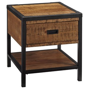 Signature Design by Ashley Kalean Rectangular End Table