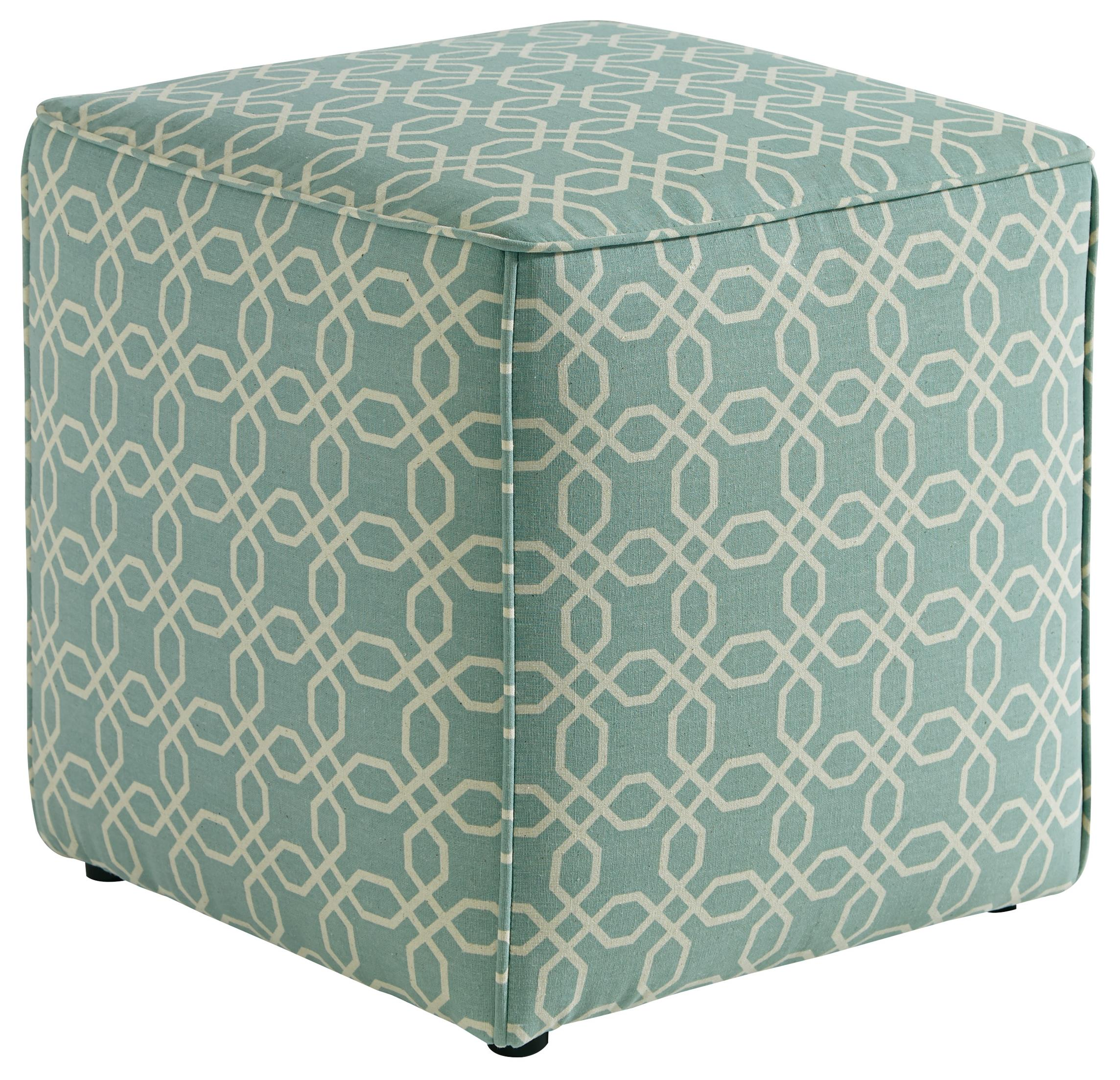 Signature Design by Ashley Kamibol Accent Ottoman - Item Number: 5490213