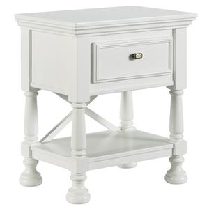 Signature Design by Ashley Kaslyn One Drawer Night Stand