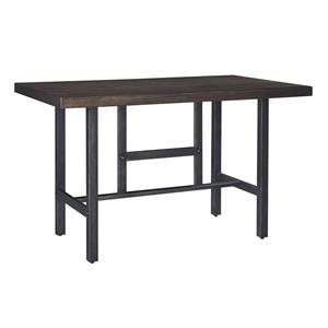 Ashley Signature Design Kavara Rectangular Dining Room Counter Table