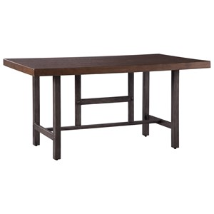 Signature Design by Ashley Kavara Rectangular Dining Room Table