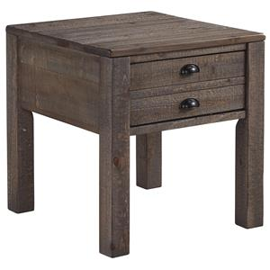 Signature Design by Ashley Keeblen Rectangular End Table