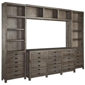 Signature Design by Ashley Keeblen Wall Unit