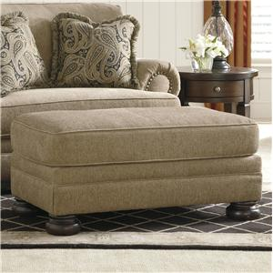 Signature Design by Ashley Keereel - Sand Ottoman