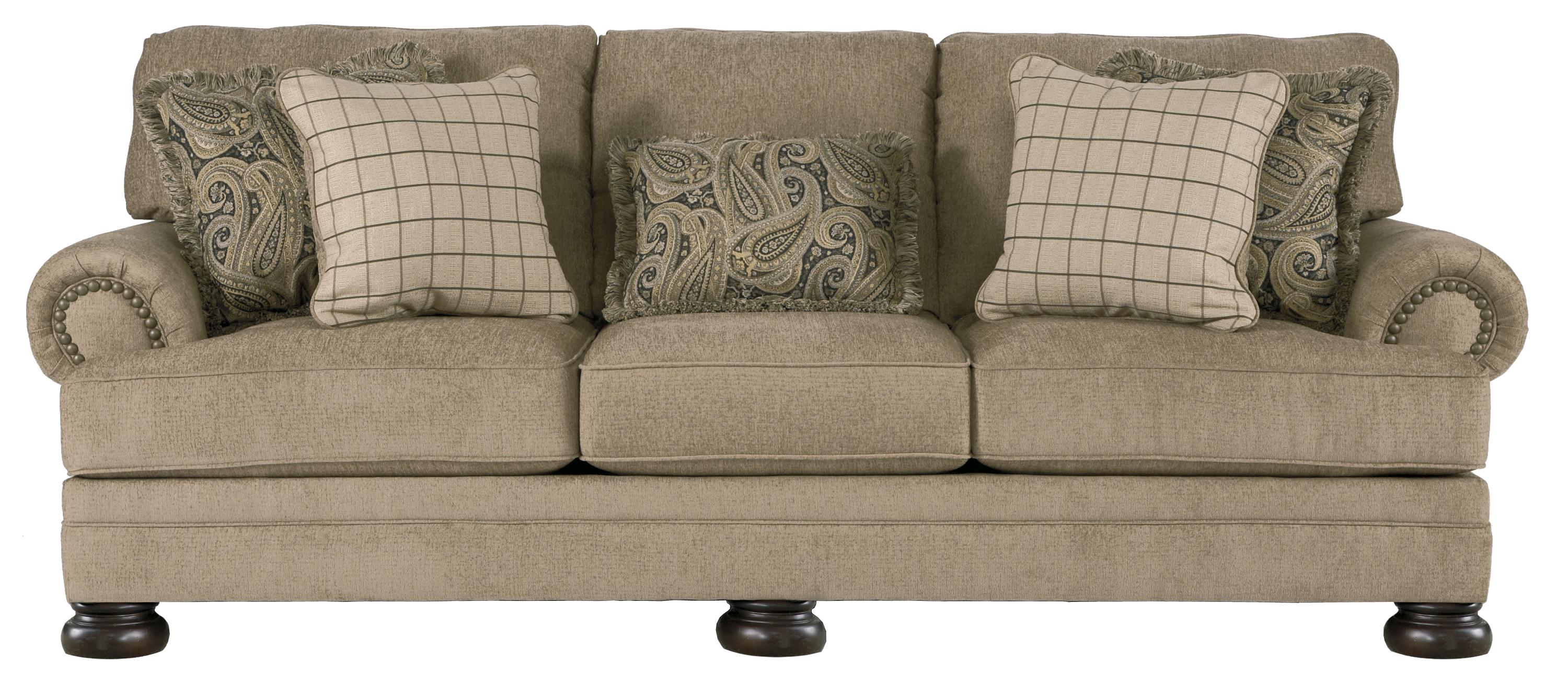 Signature Design By Ashley Keereel   Sand Sofa   Item Number: 3820038