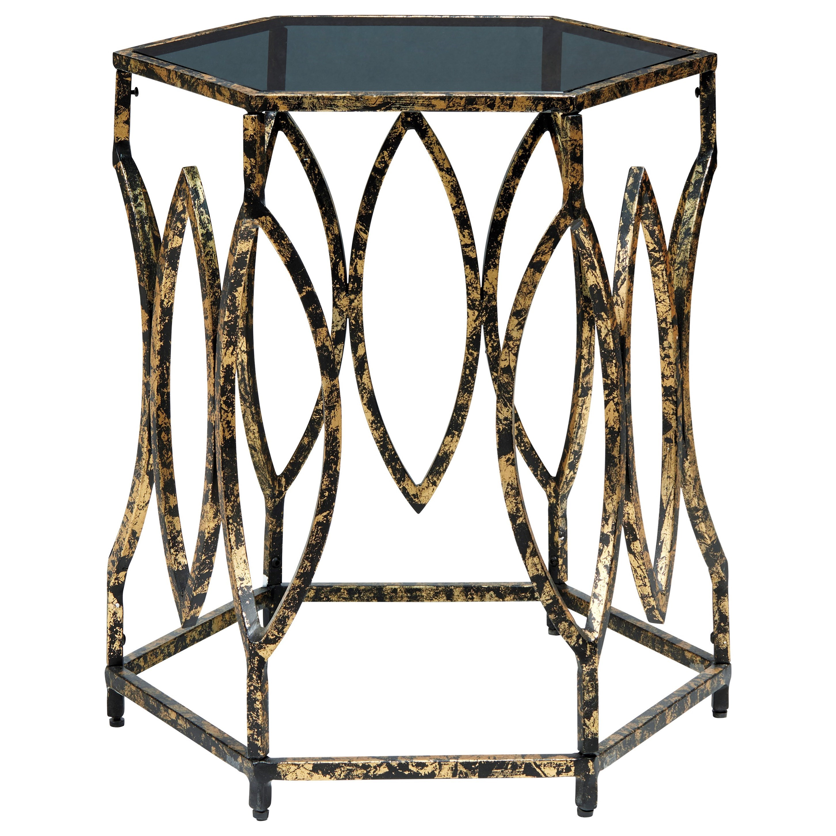 Keita Accent Table by Ashley (Signature Design) at Johnny Janosik