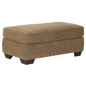 Signature Design by Ashley Kelemen - Amber Ottoman
