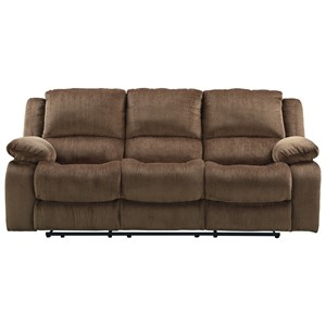 Signature Design by Ashley Kellerhause Reclining Sofa