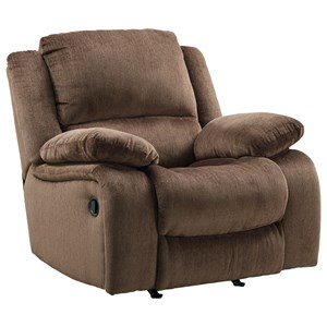 Signature Design by Ashley Kellerhause Power Rocker Recliner