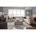 Signature Design by Ashley Kellway Living Room Group - Item Number: 98707 Living Room Group 2