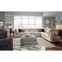 Signature Design by Ashley Kellway Living Room Group - Item Number: 98707 Living Room Group 3