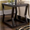 Signature Design by Ashley Kelton Rectangular End Table - Item Number: T592-3