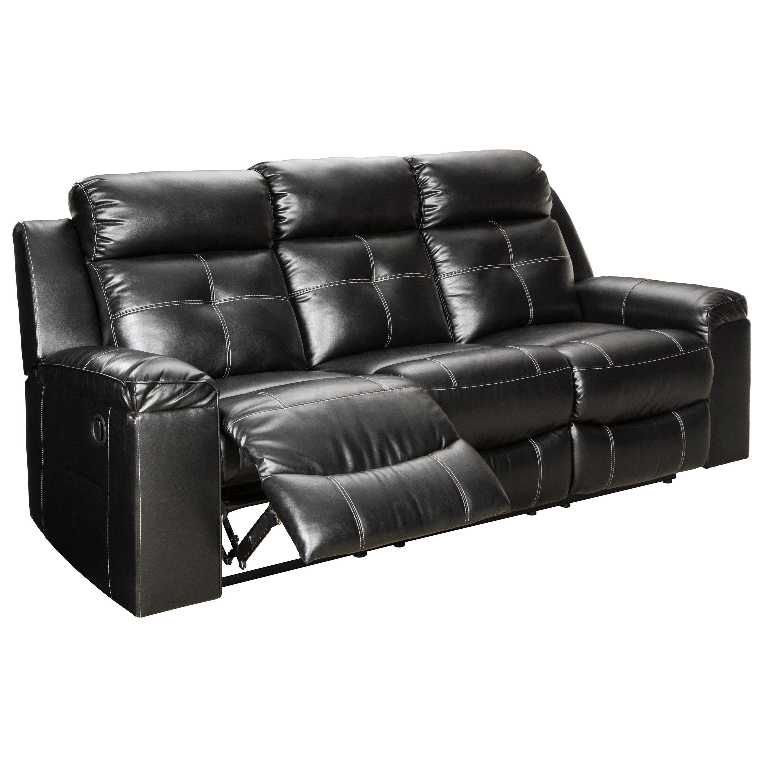 Signature Design by Ashley Kempten 8210588 Contemporary Reclining ...