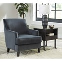 Signature Design by Ashley Kennewick Contemporary Accent Chair