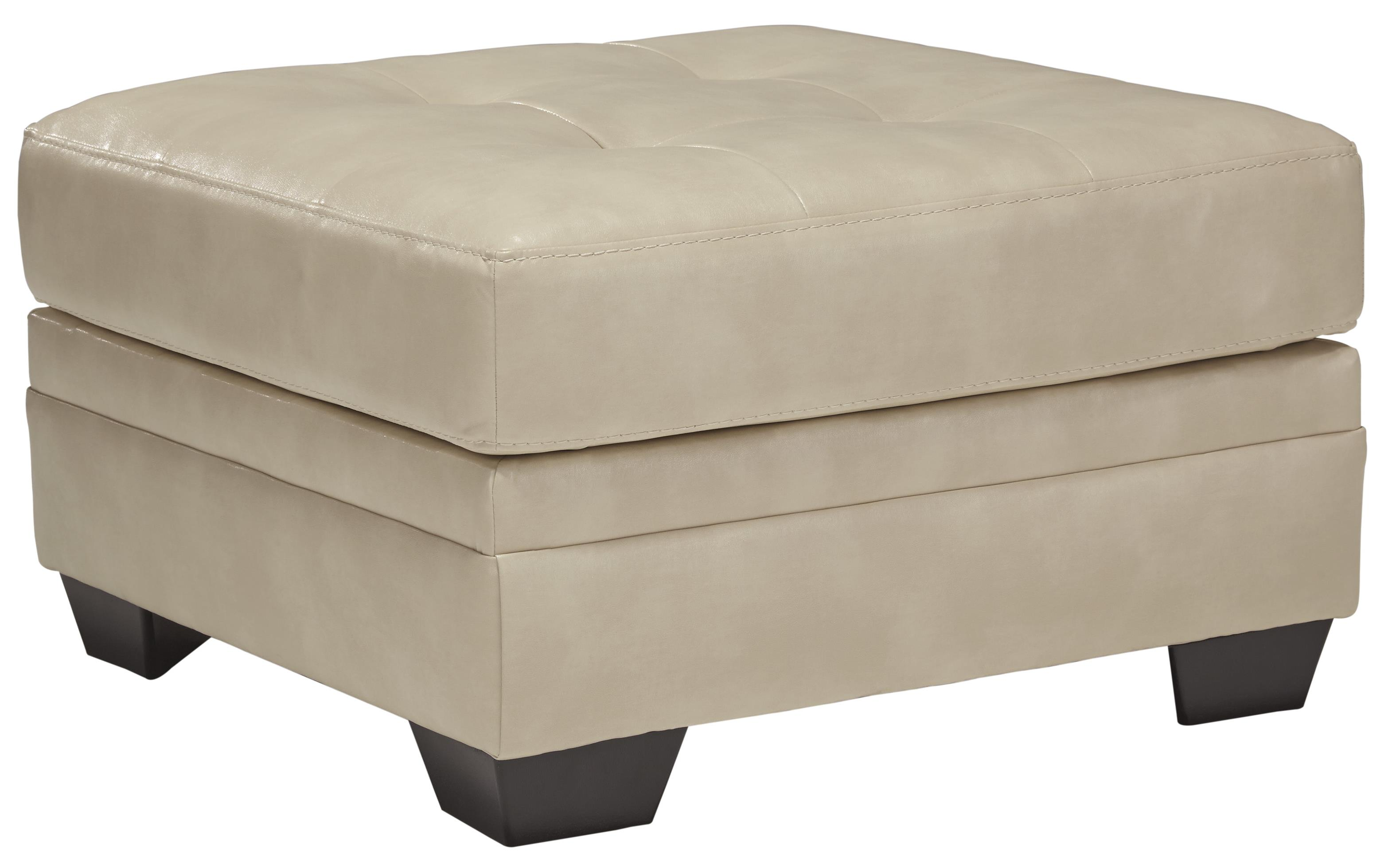 Signature Design by Ashley Khalil DuraBlend® Oversized Accent Ottoman - Item Number: 6180408