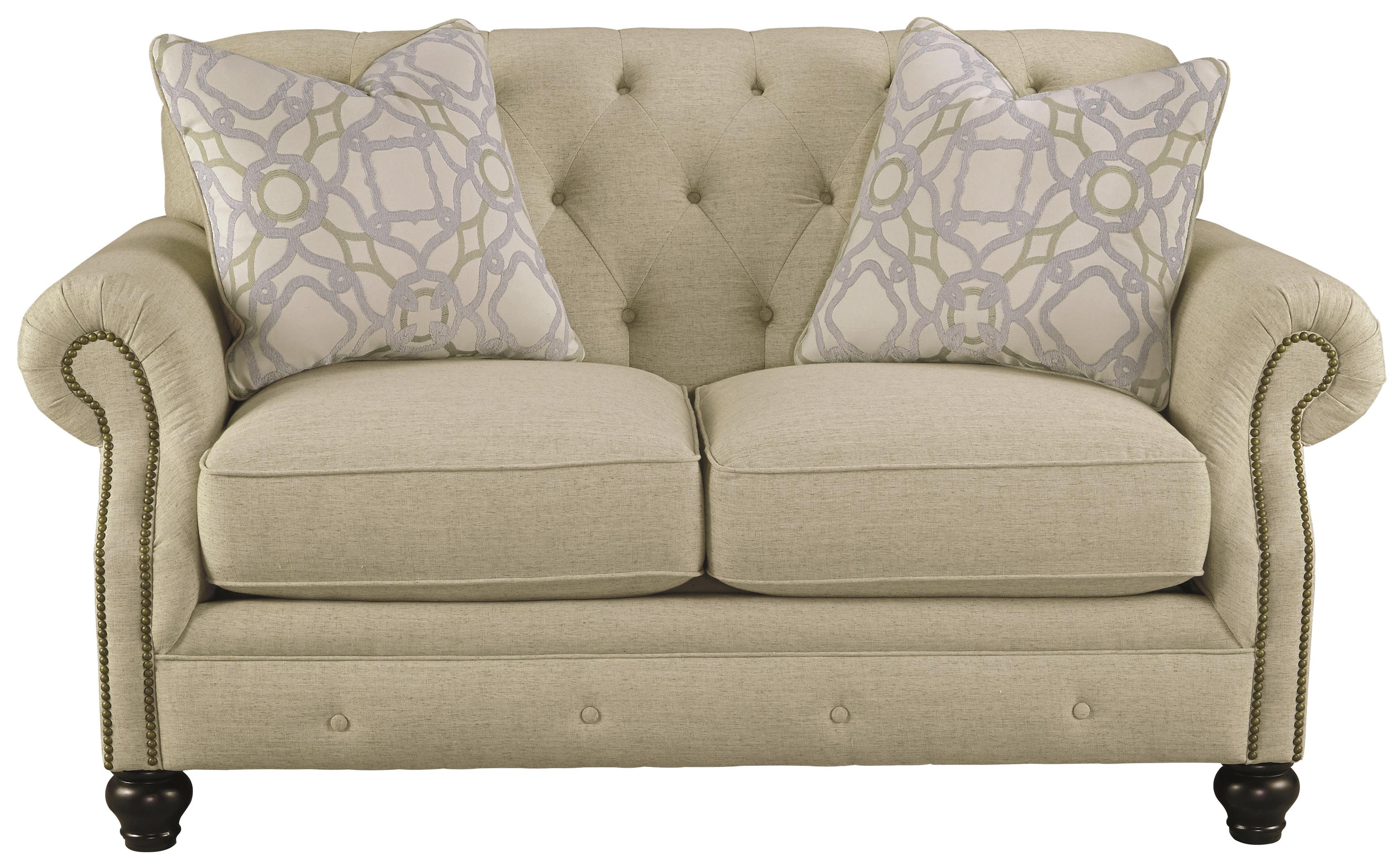 Signature Design by Ashley Kieran Loveseat - Item Number: 4400035