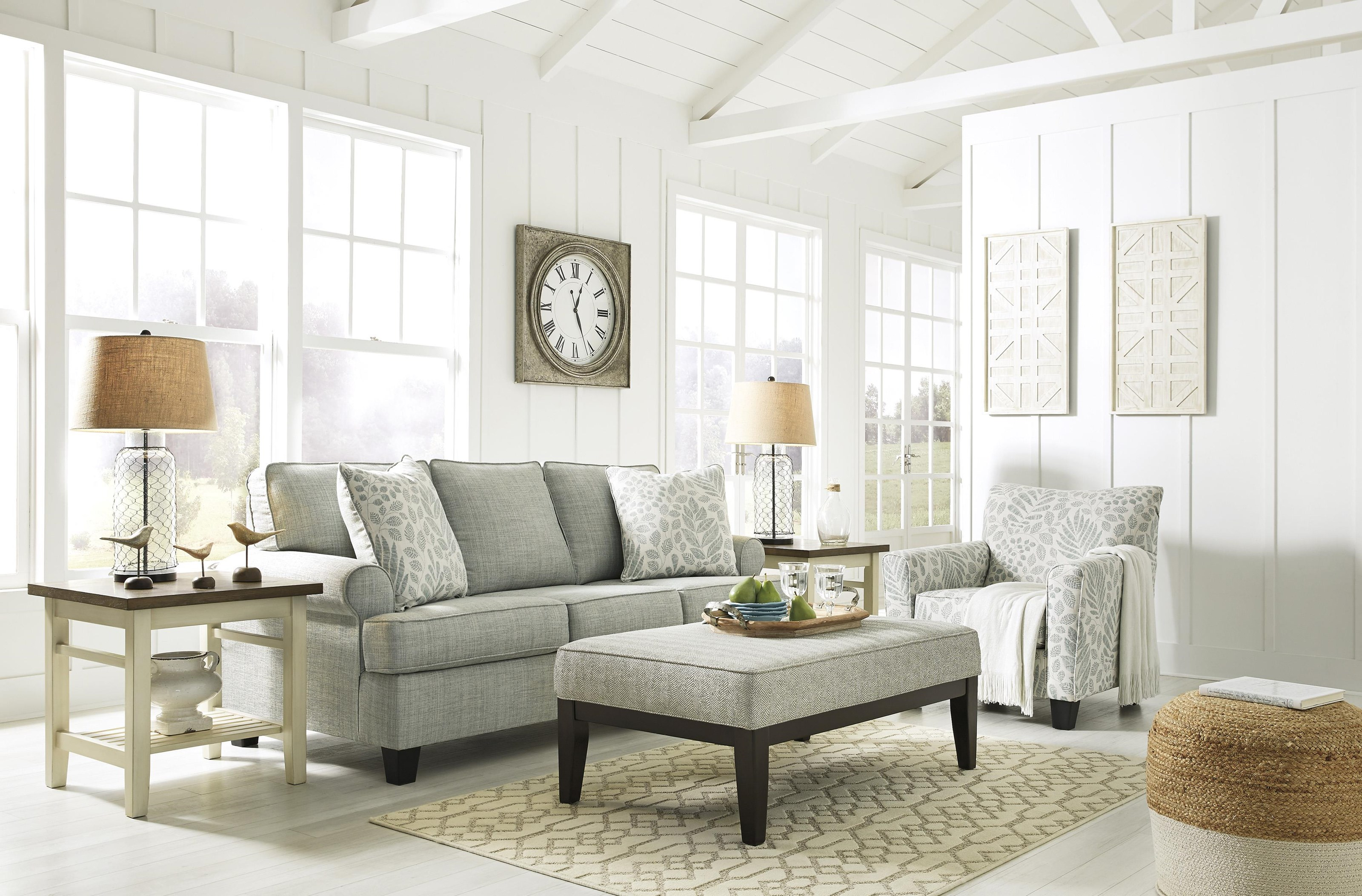 Astonishing Kilarney Sofa Accent Chair And Accent Ottoman Set Dailytribune Chair Design For Home Dailytribuneorg