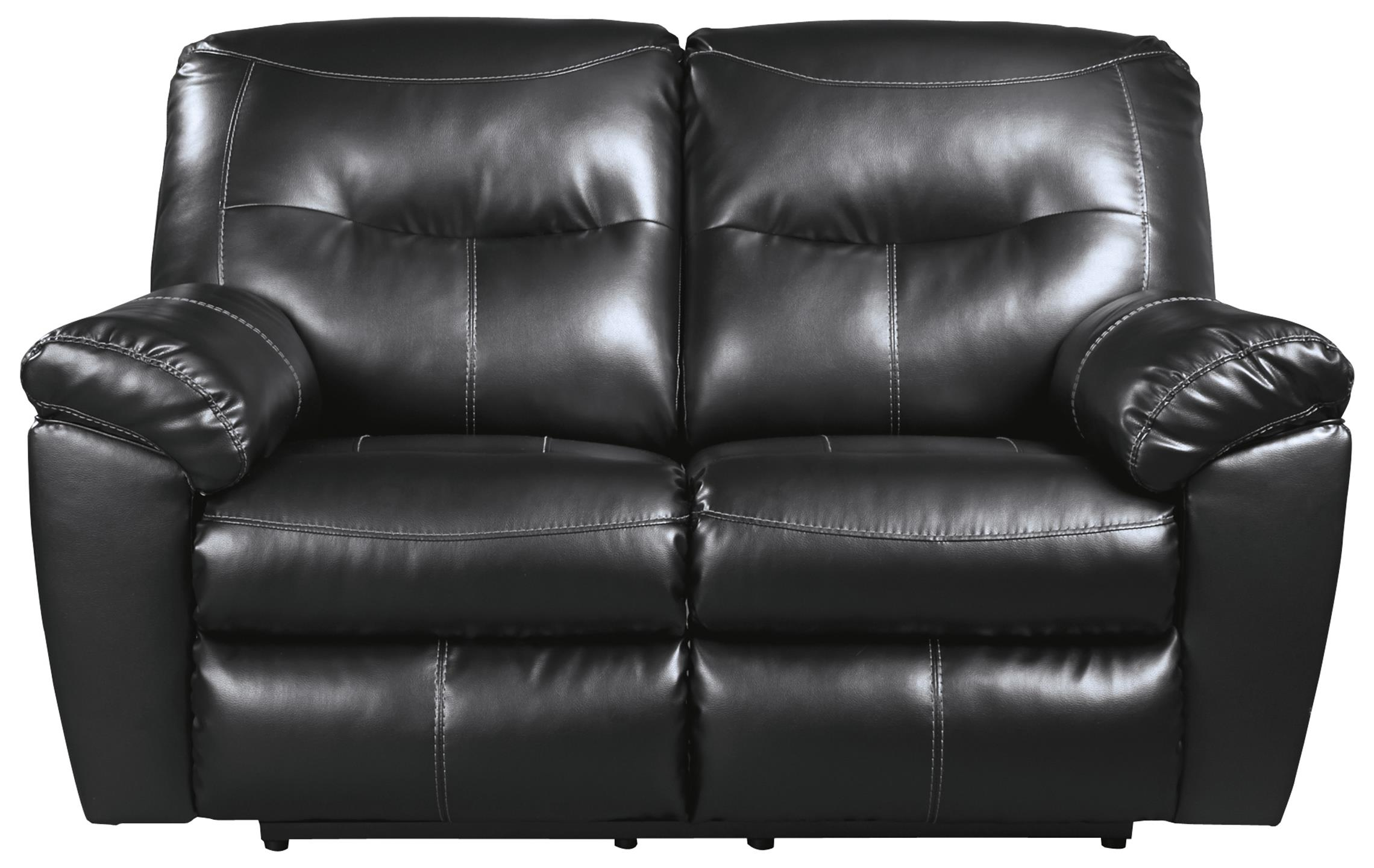 Signature Design by Ashley Kilzer DuraBlend® Reclining Loveseat - Item Number: 8470186